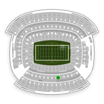 Cleveland Browns at FirstEnergy Stadium Section 310 View