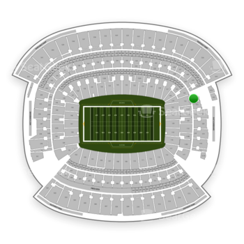 Cleveland Browns at FirstEnergy Stadium Section 323 View
