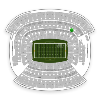 Cleveland Browns at FirstEnergy Stadium Section 328 View