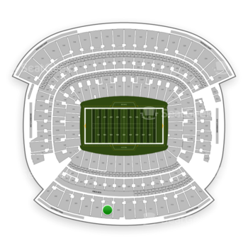 Cleveland Browns at FirstEnergy Stadium Section 507 View
