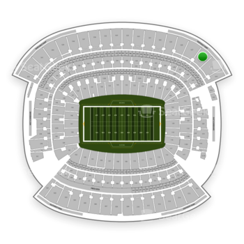 Cleveland Browns at FirstEnergy Stadium Section 526 View