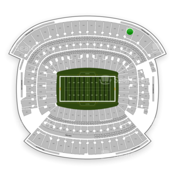 Cleveland Browns at FirstEnergy Stadium Section 528 View