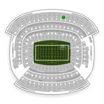 Cleveland Browns at FirstEnergy Stadium Section 531 View