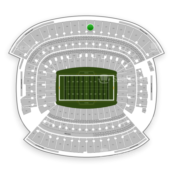 Cleveland Browns at FirstEnergy Stadium Section 533 View