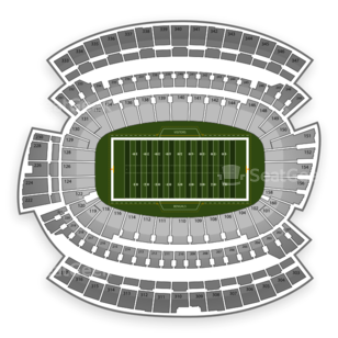 Cincinnati Bengals Seating Chart