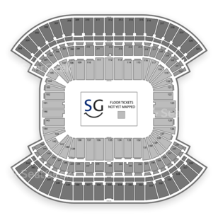 Nissan Stadium Seating Chart Concert