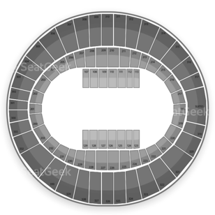 Cajundome Seating Chart Monster Truck