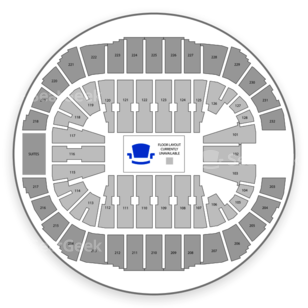 Cajundome Seating Chart Family