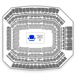 Lucas Oil Stadium Seating Chart Parking