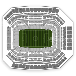 Lucas Oil Stadium Seating Chart Soccer