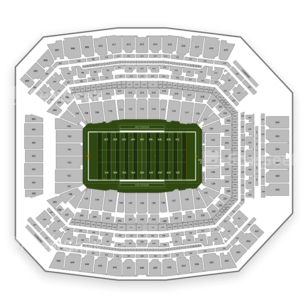 Big Ten Championship Football Seating Chart