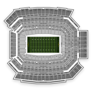 Lucas Oil Stadium Seating Chart NCAA Football