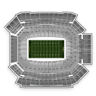Lucas Oil Stadium Seating Chart NFL