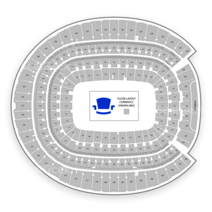 Sports Authority Field at Mile High Seating Chart Motocross