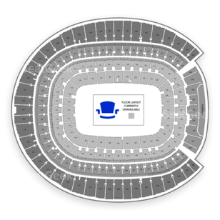 Sports Authority Field at Mile High Seating Chart Music Festival