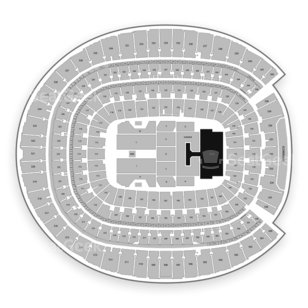 Empower Field at Mile High Seating Chart Concert