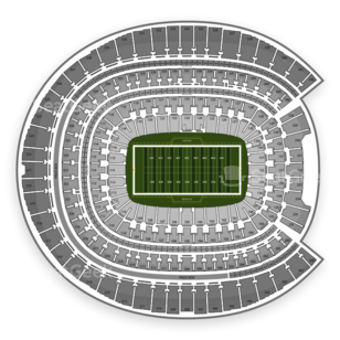 Sports Authority Field at Mile High Seating Chart NCAA Football