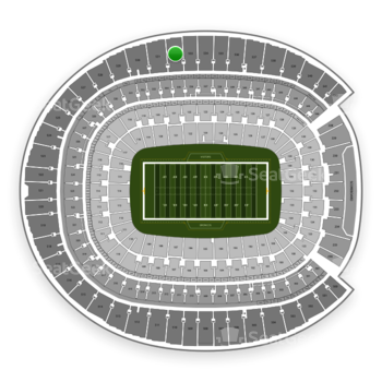 Denver Broncos at Sports Authority Field at Mile High Section 532 View