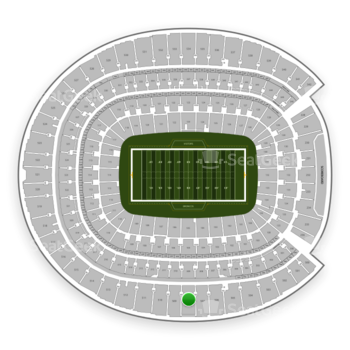 Denver Broncos at Sports Authority Field at Mile High Section 508 View