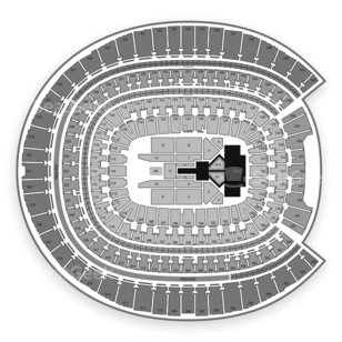 Sports Authority Field at Mile High Seating Chart Concert