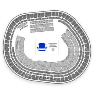 Candlestick Park Seating Chart Concert