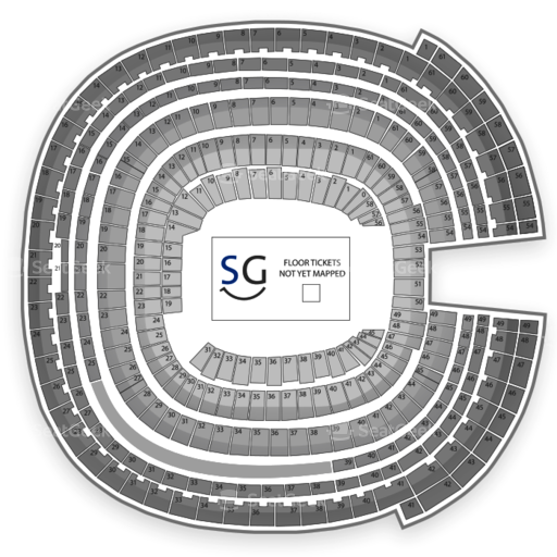 Qualcomm Stadium Seating Chart Monster Truck