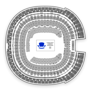 Qualcomm Stadium Seating Chart International Soccer