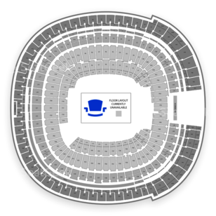 Qualcomm Stadium Seating Chart Music Festival