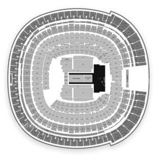 SDCCU Stadium Seating Chart Concert