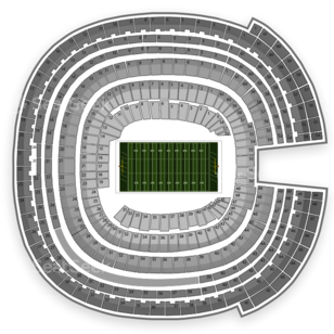 San Diego County Credit Union Poinsettia Bowl Seating Chart