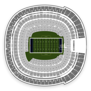 San Diego Chargers Seating Chart