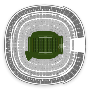 Qualcomm Stadium Seating Chart NCAA Football
