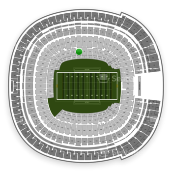 Holiday Bowl at SDCCU Stadium Field 7 View