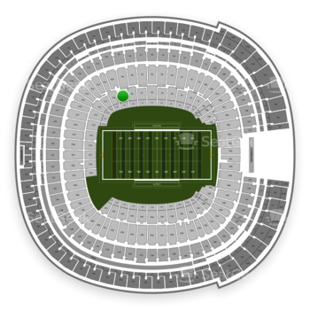 Holiday Bowl at SDCCU Stadium Field 9 View