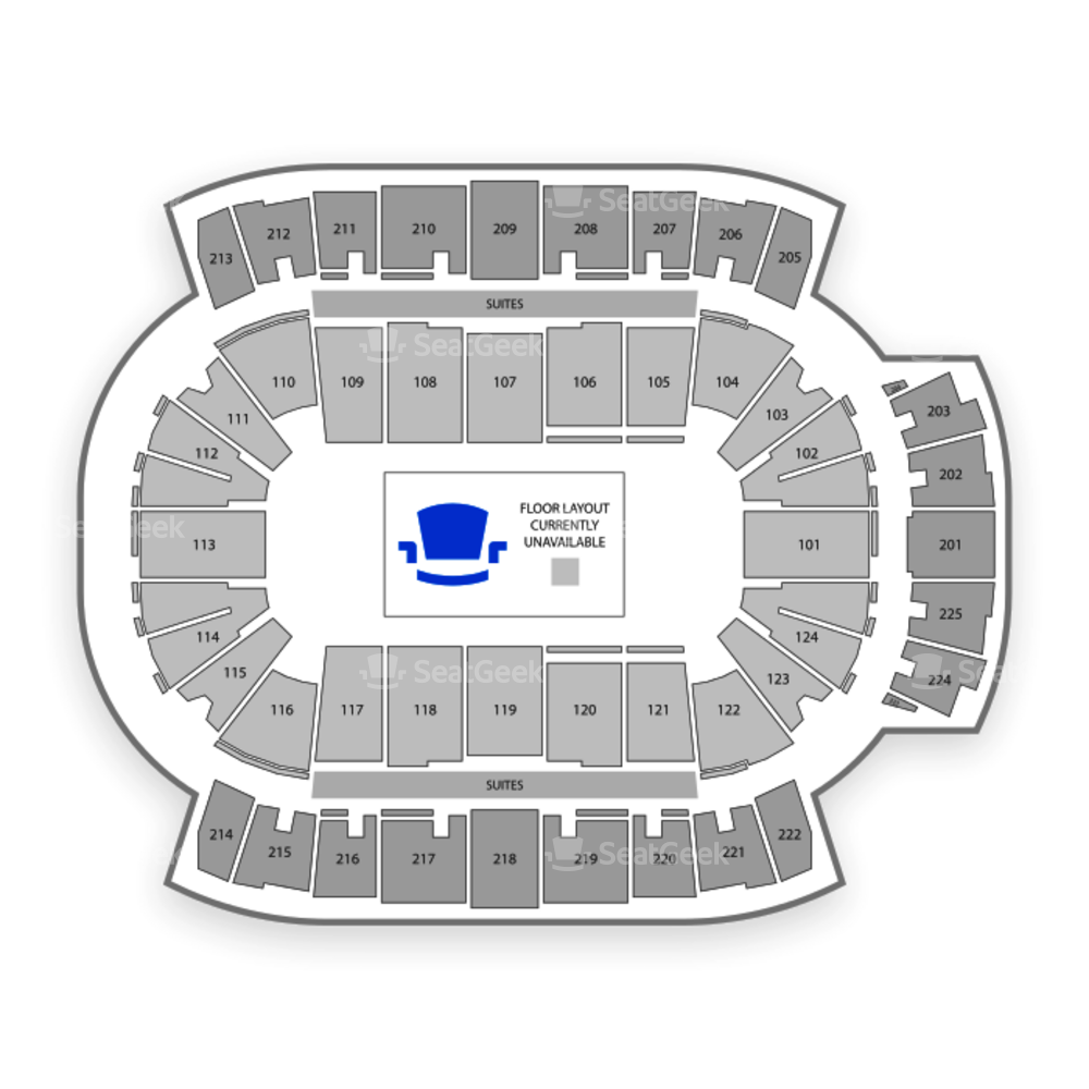 CenturyLink Center Seating Chart Cirque Du Soleil