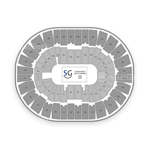 Legacy Arena at The BJCC Seating Chart Basketball