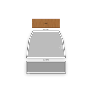 Wharton Center Seating Chart Theater