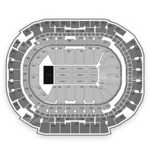 American Airlines Center Seating Chart Classical