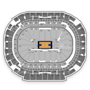 American Airlines Center Seating Chart NCAA Womens Basketball