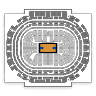Dallas Mavericks Seating Chart
