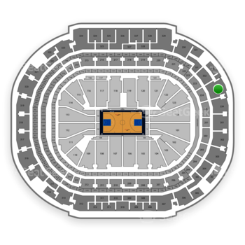 Dallas Mavericks at American Airlines Center Section 333 View