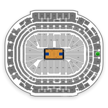 Dallas Mavericks at American Airlines Center Section 301 View