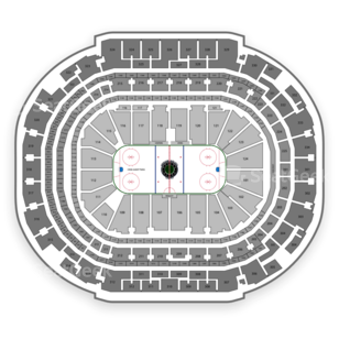 Dallas Stars Seating Chart
