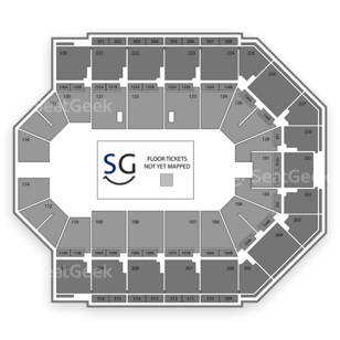 Grand Rapids Griffins Seating Chart