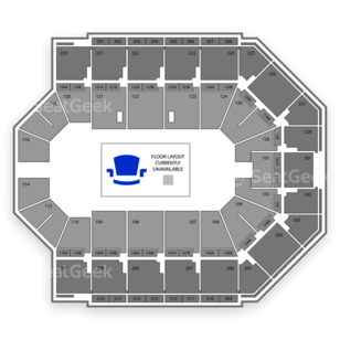 Van Andel Arena Seating Chart Rodeo