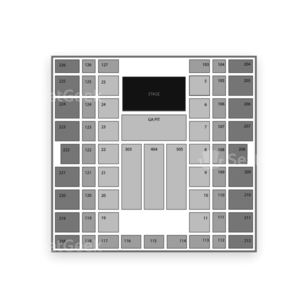 Macon Centreplex Seating Chart Concert