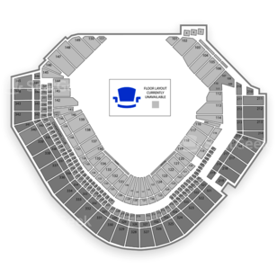 Comerica Park Seating Chart NHL
