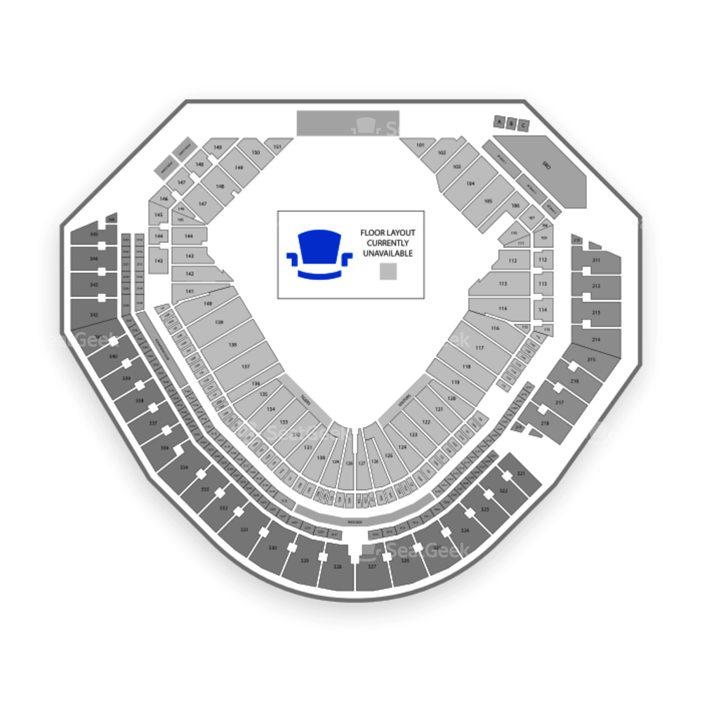 Comerica Park Seating Chart Parking