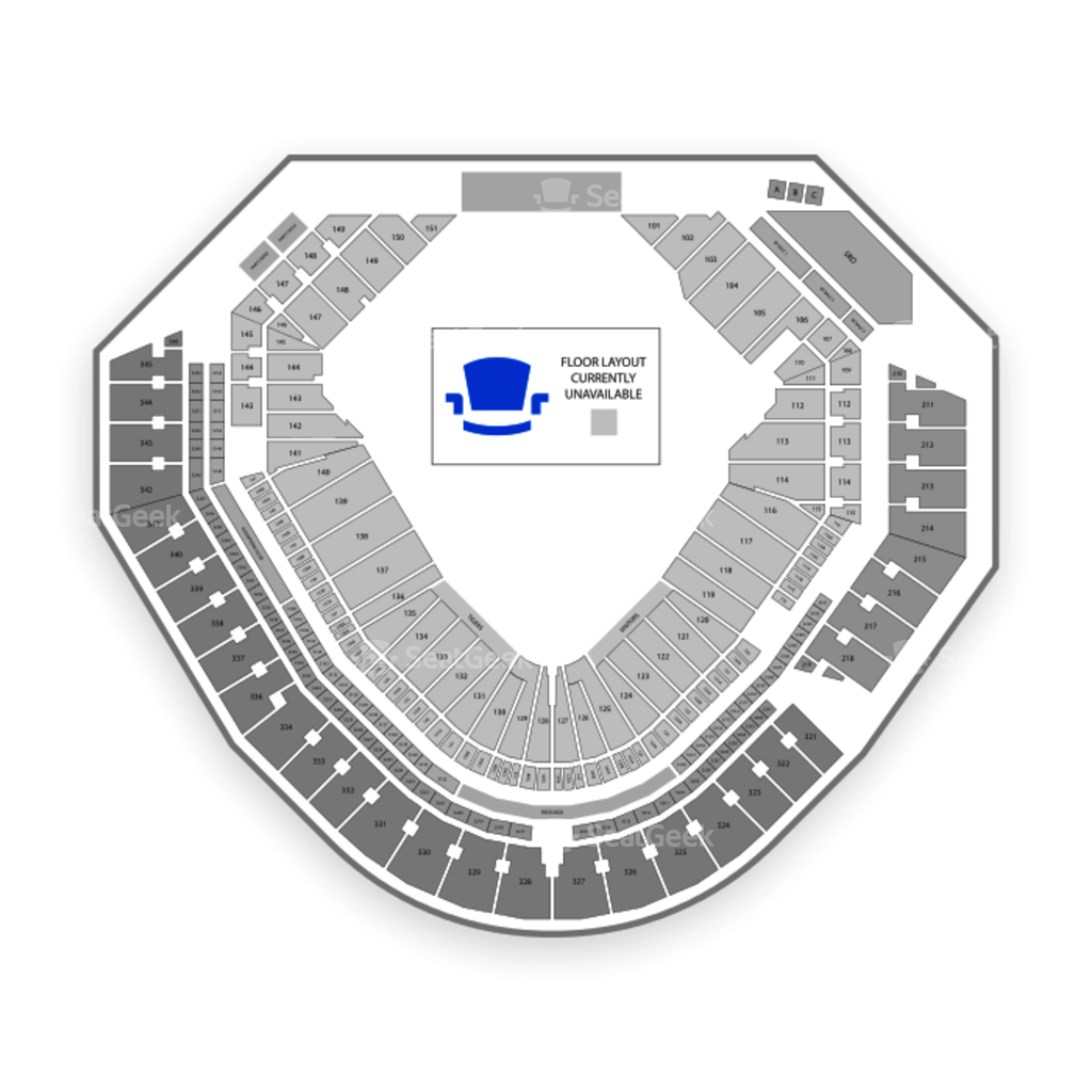 Comerica Park Seating Chart | SeatGeek