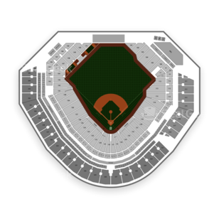 Comerica Park Seating Chart Sports